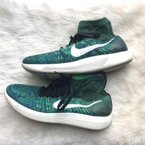 Nike • Flyknit Tube Shoes [11.5]
